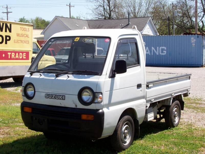 Daihatsu Mini Truck Parts >> MacTown Mini Trucks Japanese Mini Truck 4x4 Kei Truck 4wd ...